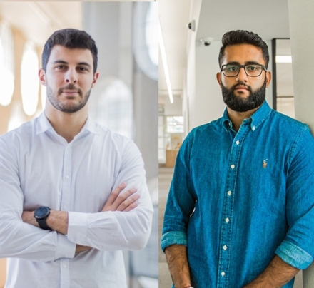 Civil Engineering students Alex Chiodo and Iraish Thirimanne have been named in the Top 100 Future Leaders for 2019.