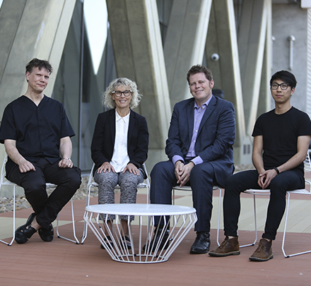Swinburne Architecture staff School of Design Bachelor of Design (Architecture)