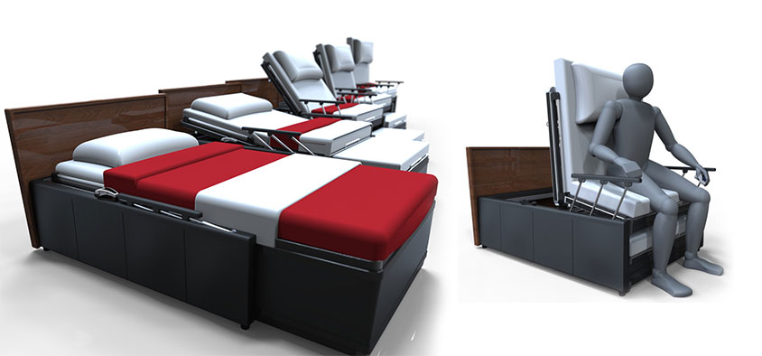 Philip Grijalvo, Ready Bed: Professional project, Bachelor of Engineering (Product Design) (Honours)