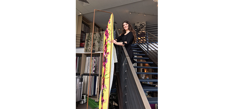 Visual Merchandising Student Competition with Industry Partner –South Pacific Fabrics, Armadale