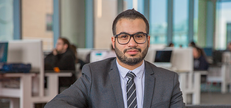 Mohammad completed a Swinburne Professional Placement at Orange Business Services